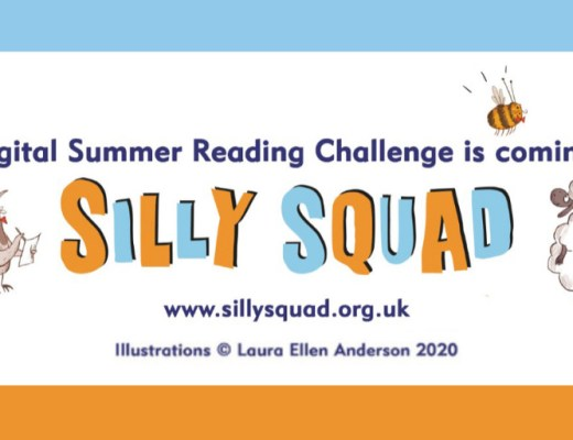Summer Reading Challenge Silly Squad