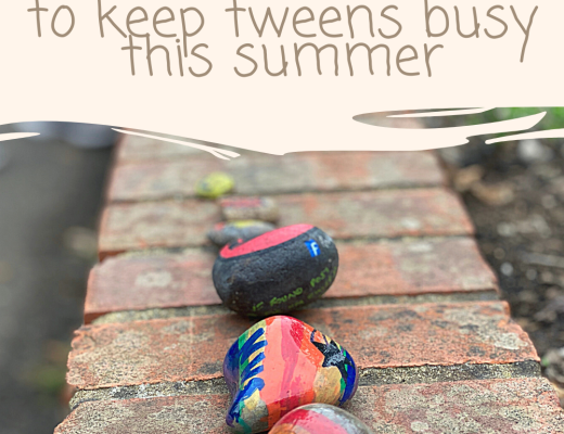 10 activities to keep tweens busy this summer