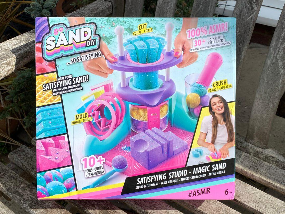 So Sand DIY Sensory Studio