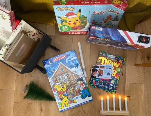 our Advent 2020 box