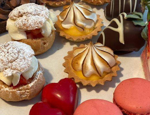 Patisserie Brione Afternoon Tea