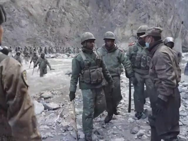The strange statement of Russia before China announced that its soldiers were killed in battle with India