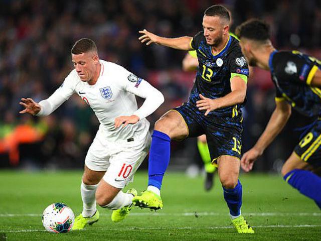 Video highlight trận Anh - Kosovo: Trận cầu điên rồ, 8 bàn trong 55 phút