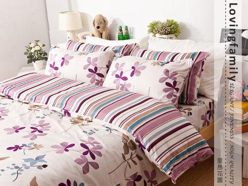 《戀家小舖 旅法浪漫床包》簡單留言抽可愛柔軟枕頭