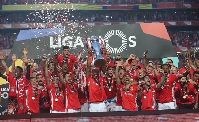 Retrospectiva 2017 Veja A Campanha Do Campeão Português