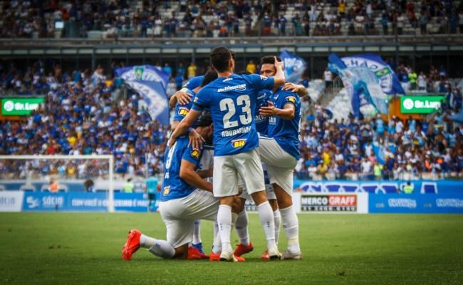 Cruzeiro X Tupynambás Assista Aos Melhores Momentos Do