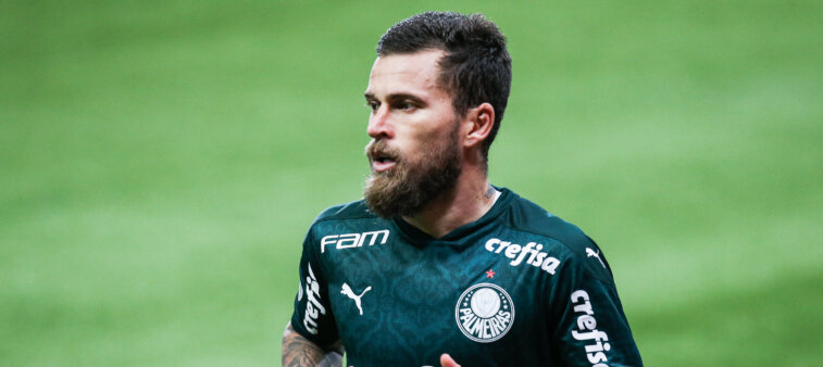 Lucas Lima is still looking to regain space at Palmeiras.