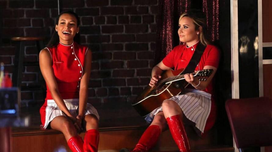Demi Lovato compartió emotivo mensaje a Naya Rivera tras su muerte ...