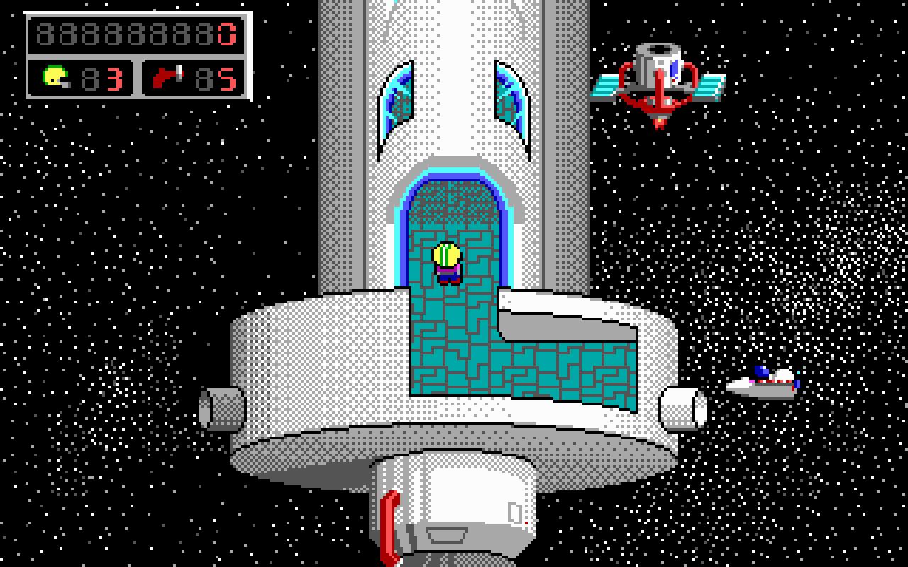 Commander Keen Goodbye Galaxy 3D Realms Firepower Matters