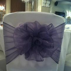 Flower Chair Sashes For Wedding White Wicker Outdoor Chairs Luxusní Potahy Na židle Ubrusy 25 Kč Svatební Shopy