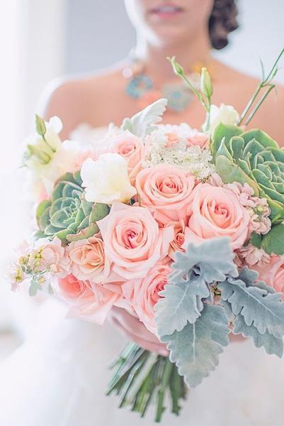 Mintová svatba a květinářství v Moravskoslezském k