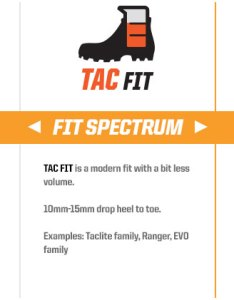 footwear fit information also size charts rh tactical