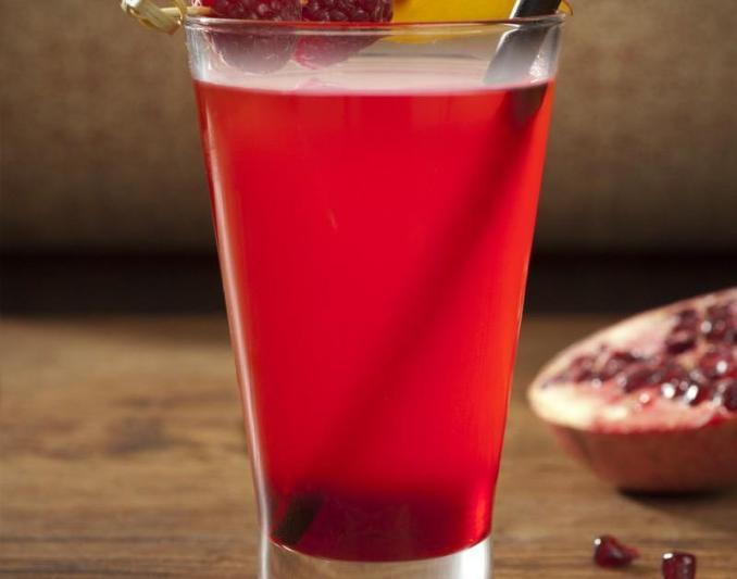 Recette - Cocktail Grenadine Diabolique Pétillant | 750g