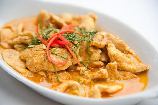 Recette  Saut de porc au curry  750g