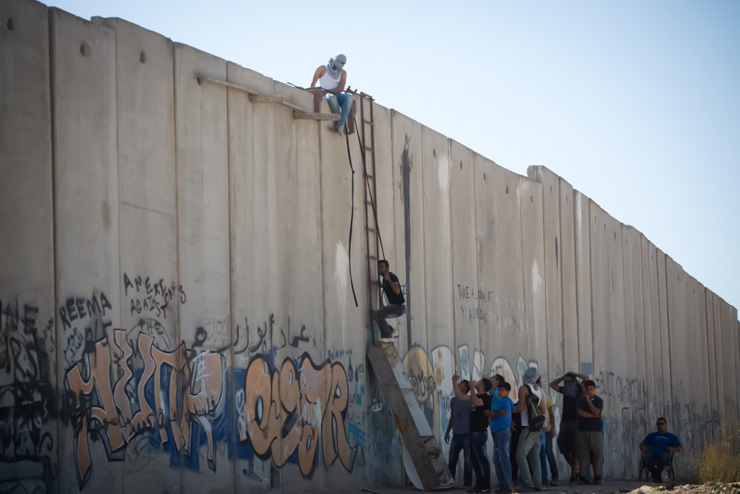 'The occupation broke her once. Now Israel is trying to break her again.'