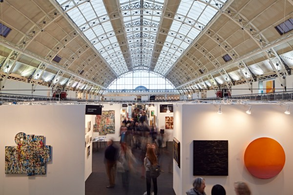 Art Market Fare In 2016 Survey - Artists Information Company