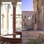 Las Termas de Caracalla muestran en el subsuelo los últimos secretos del lujo de Roma