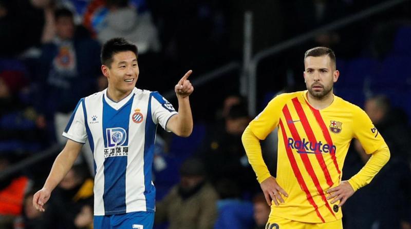 Resultado de imagen de espanyol 2 barcelona 2