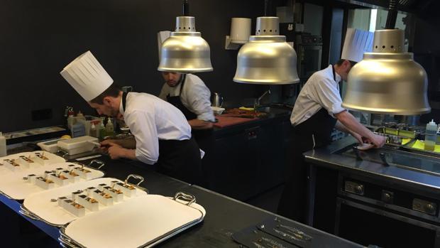 Los diez mejores restaurantes de alta cocina de Espaa