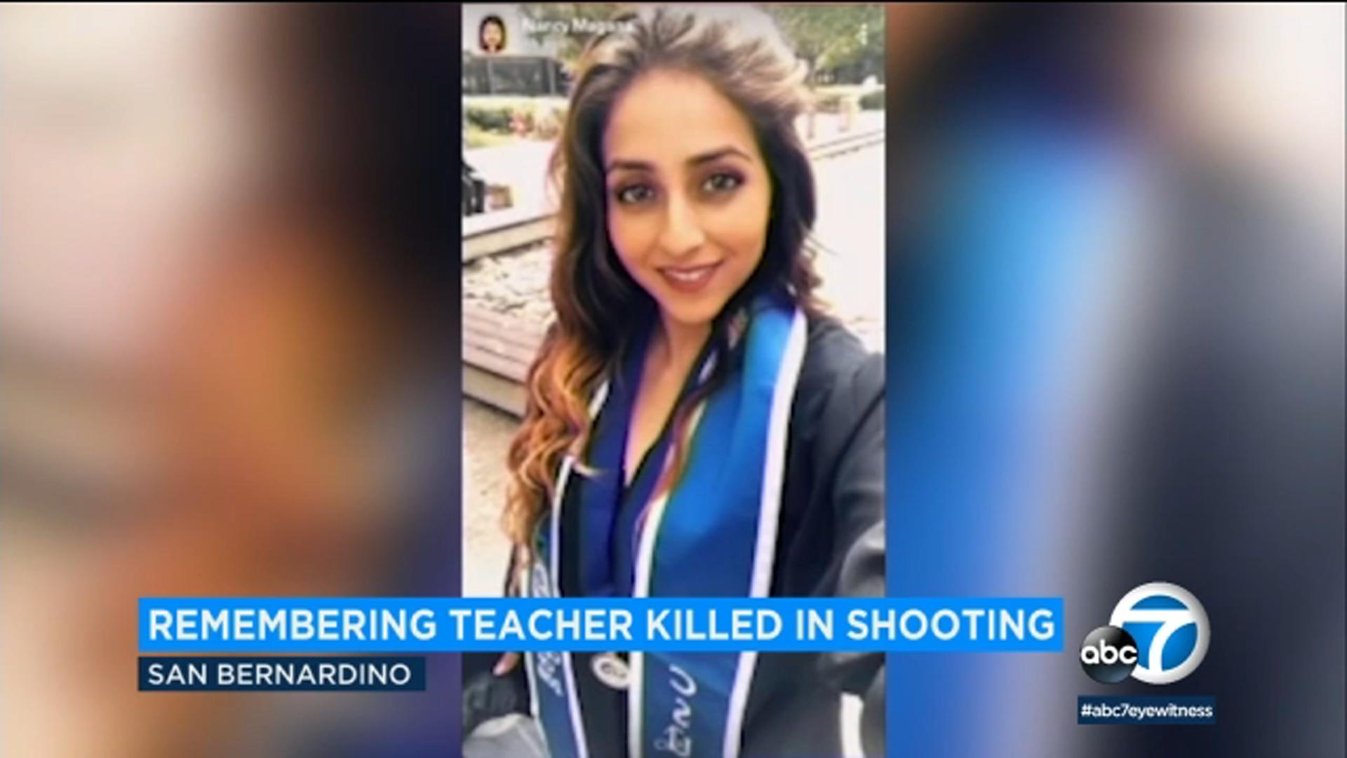 san bernardino teacher killed