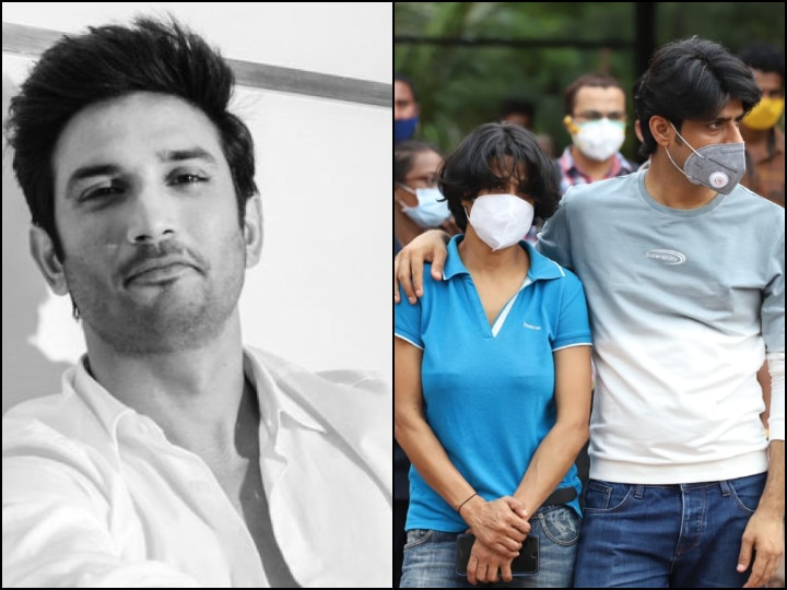 PICS: Sushant Singh Rajput's Sister Reaches Hospital, Spotted With ...