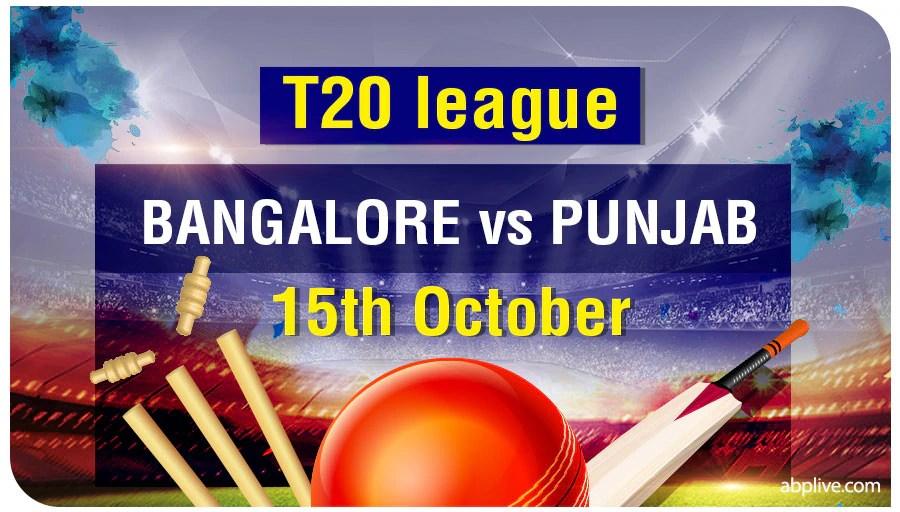 IPL 2020: Do Or Die Match For Bottom-Placed Kings XI Punjab Against Kohli-Led Royal Challengers Bangalore