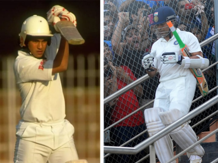 On this day in 1989: Sachin Tendulkar made his international debut;  Thanks to the BCCI for inspiring millions of people around the world