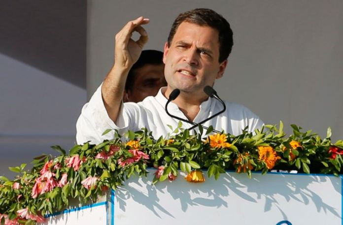 Rahul Gandhi said – Even without registering online, every person should be vaccinated at the center