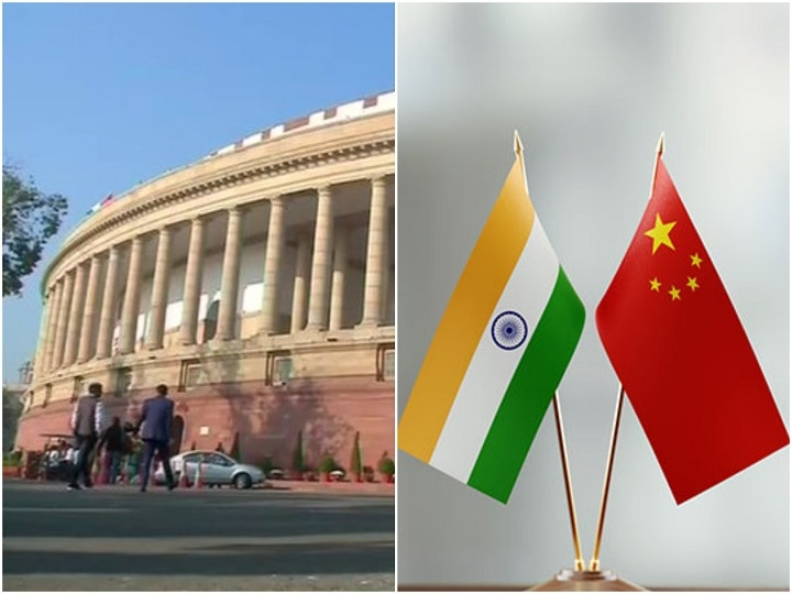 Monsoon session of Parliament starts-China is spying on India