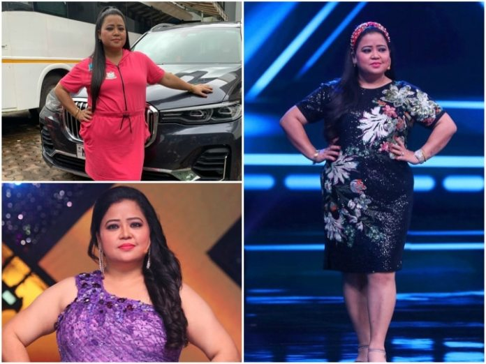 Bharti Singh's success story is everything you need to know about the Comedy Queen. See photos inside.