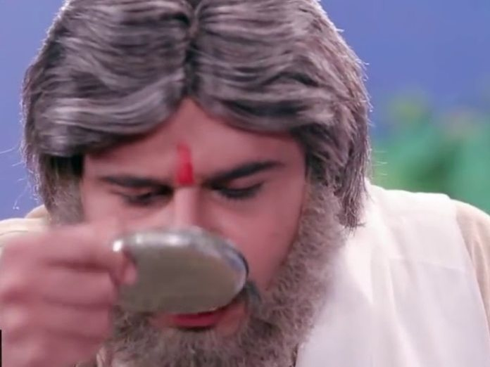 When Krishna Abhishek became Amitabh Bachchan of 'Suryavansham' and ate poisonous pudding, then see how the comedy happened