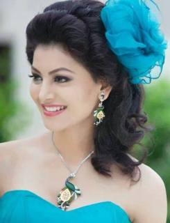 Urvashi Rautela Introduction