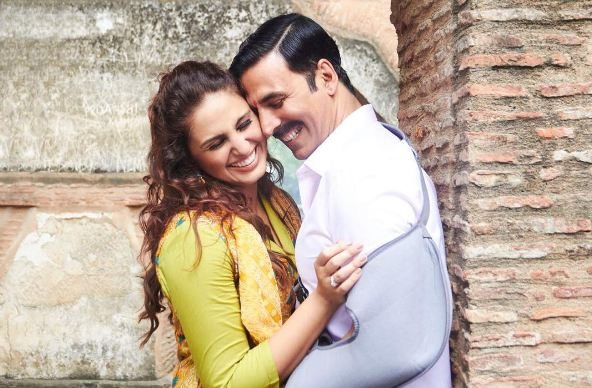 The film has Akshay Kumar, Huma Qureshi, Saurabh Shukla and Anu Kapoor in lead roles. (PC-Instagram Akshay Kumar)