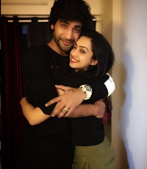 Jhalak Dikhhlaa Jaa choreographer Sanam Johar is gearing up to hit the dance floor with his cute girlfriend Abigail Pande. (PC: Instagram/ Sanam Johar)