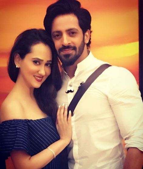 TV actor Vikas Manaktala and his wife Guunjan Walia have also confirmed their participation in the eight season of Nach Baliye. (PC: Instagram/Vikas)