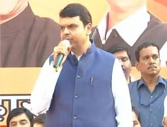 Maha CM Devendra Fadnavis/ ANI Image