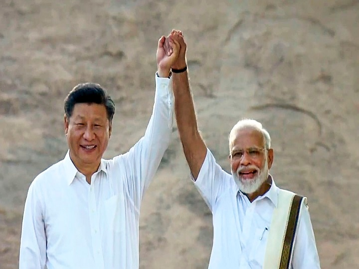 Indian Prime Minister Narendra Modi Shines In Traditional Dhoti During Meet With Xi JInPing In TamilNadu