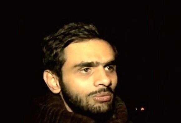 जेएनयू छात्र उमर की बहन ने कहा- मेरा भाई भारत का 'सच्चा सपूत '