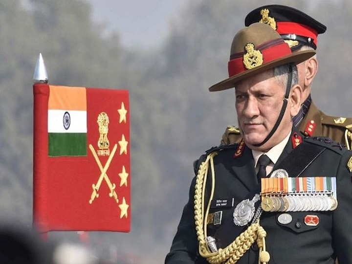 Army General Bipin Rawat Warns Pakistan