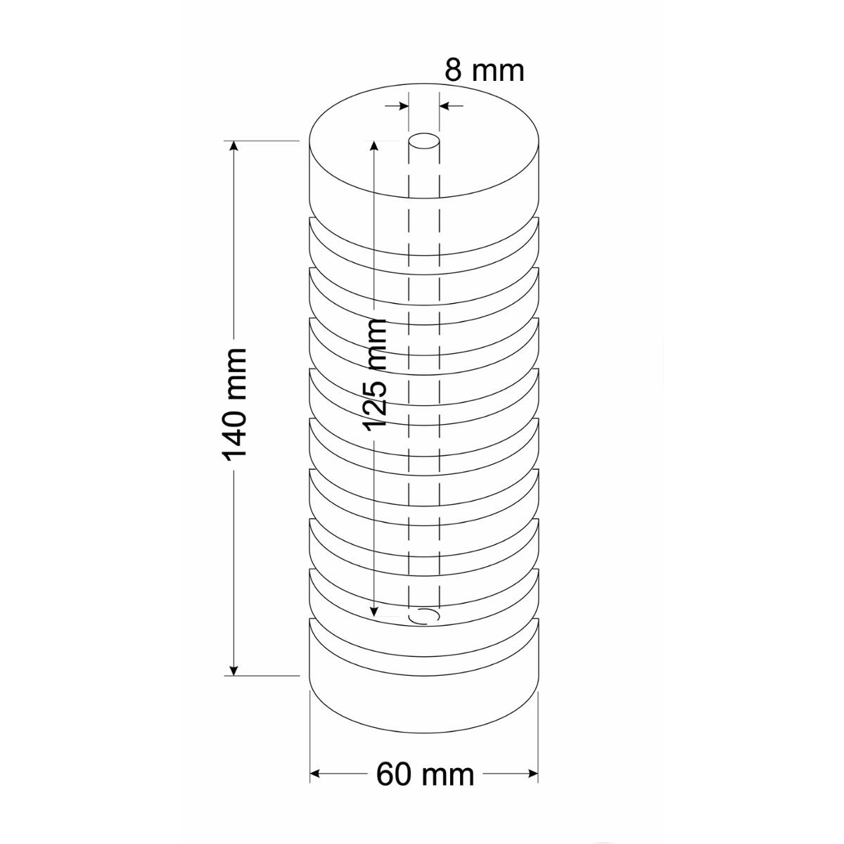 Sponge Cartridge For U Jet Filtergeneralc070