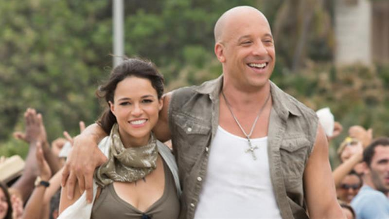 pic Vin Diesel Family vin diesel reflects on two decades with