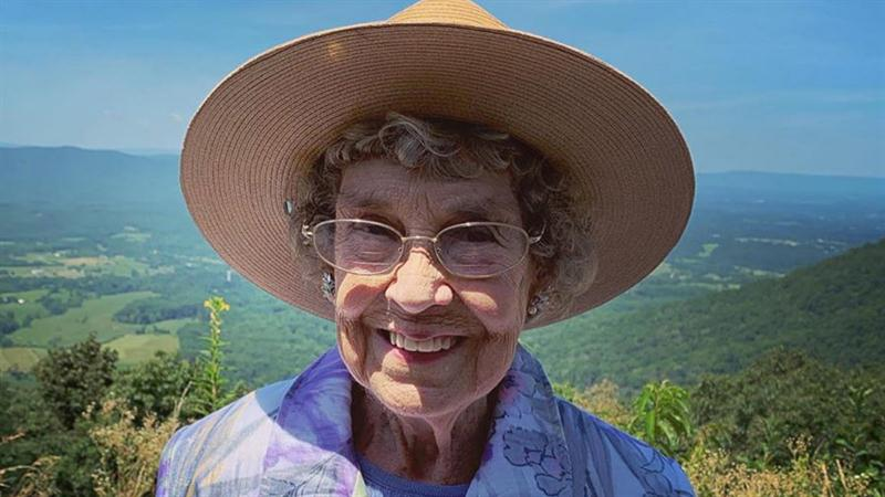 Fearless 89 Year Old Grandma Embarks On Adventure To See
