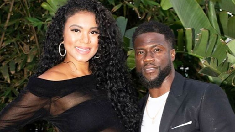 Kevin Hart & Wife Eniko Welcome Second Child: 'We Couldn't ...