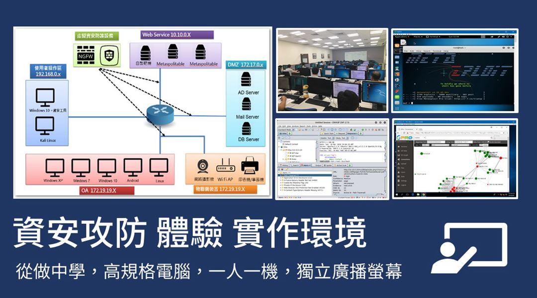 【工業局補助資安課程】駭客攻擊手法大公開《Web應用滲透測試》 Accupass 活動通