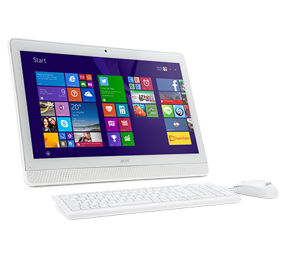 Aspire Z1 | Desktops - The all-in-one with all you need | Acer