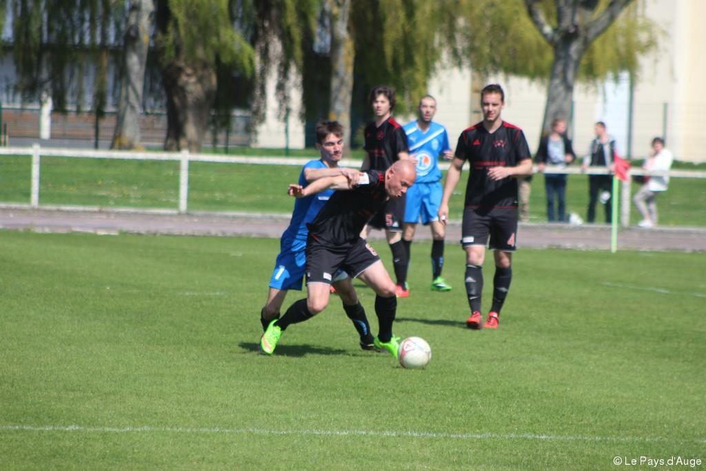 Football - Les résultats de la DH à la 4e division de district du week-end du 12 avril | Le Pays d'Auge