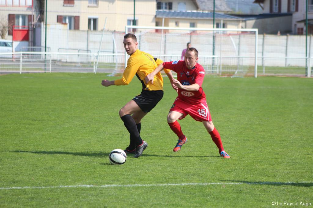 Football - Les résultats de la Ligue 1. de la DH à la 4e division de district | Le Pays d'Auge