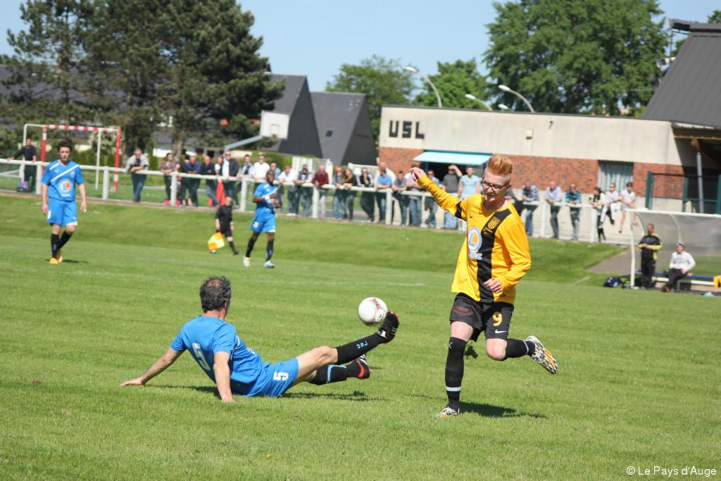 Football - Les résultats de la DH à la 4e division de district du week-end des 9 et 10 mai | Le Pays d'Auge