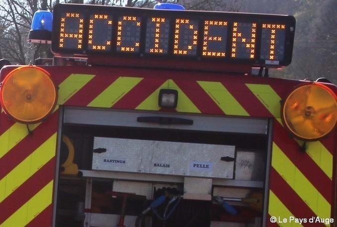 Un accident a causé un gros bouchon sut le périphérique intérieur de Caen (Calvados), mardi 26 juin 2018. Illustration