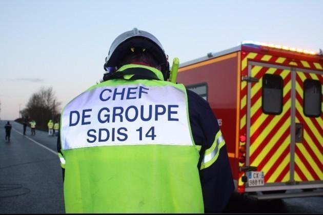Un homme est décédé ce jeudi 4 octobre 2018, au petit matin, sur son lieu de travail à Bourguébus, au sud de Caen (Calvados).